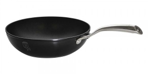 WOK TYTANOWY BERLINGERHAUS 28cm BH-1679 BLACK ROYAL